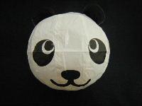 パンダの紙風船