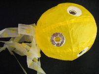 たこの紙風船