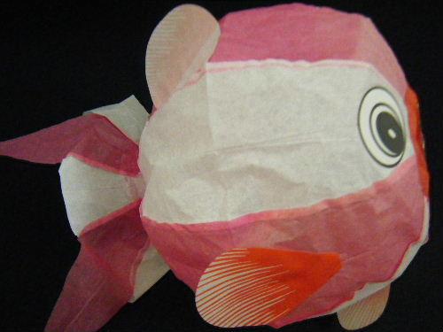 ふぐ(ピンク)