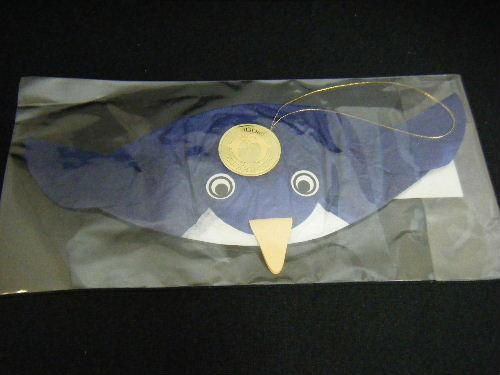 ペンギン(青)