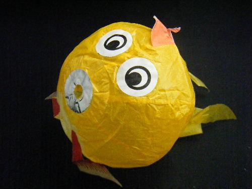 ふぐのミニ(黄)