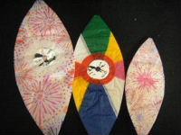 花火の紙風船