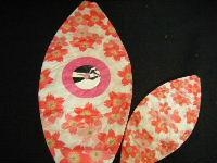 桜の紙風船