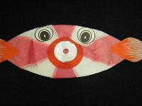 金魚(ピンク)紙風船