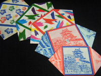富山の薬売りのオマケの紙風船