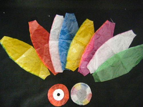紙風船 グラシン紙