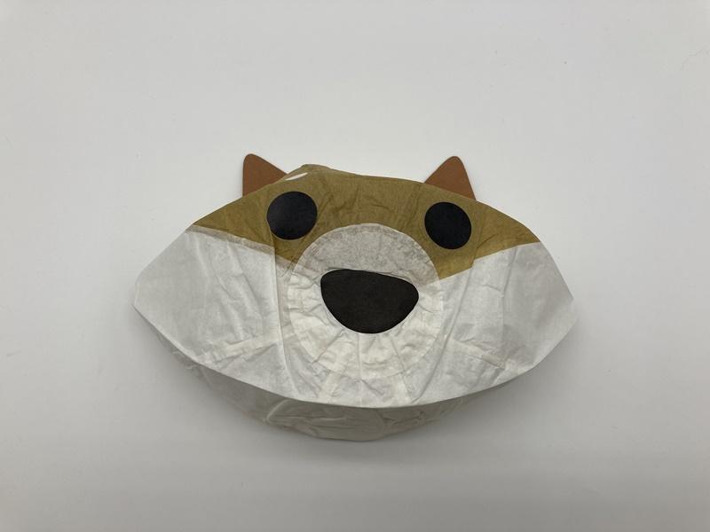 紙ふうせん 犬 2